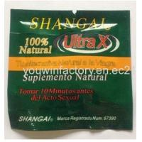 Shangai Ultra X Sexual Male Capsules Natural Herbs For Male Enhancement
