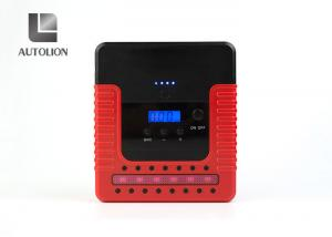 China 2 In 1 14000mah Jump Start Car Battery Pack , Portable Power Supply Jump Starter on sale
