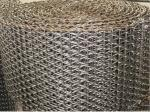 Drive Balanced Weave Wire Mesh Belt Argon Welding Edge With ISO Certification