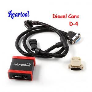 China Acartool NitroData Diesel car ecu flashing connector Nitrodata D-4 Chip Tuning Box on sale