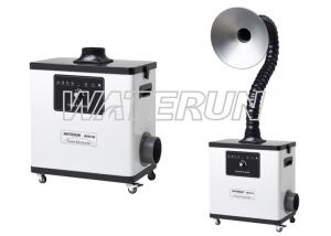 China One Duct Metal body Nail Salon Fume Extractor System / Fumes Eliminator in 110V on sale