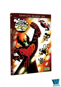 China 2018 hot sell Wander Over Yonder Season 2 2DVD Region 1 DVD movies region 1 Adult movies Tv series Tv show Drop shipping on sale