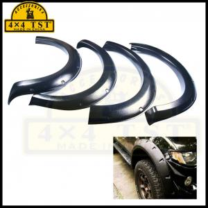 China 4x4 wheel arch fender flares for mitsubishi triton 2015+ on sale