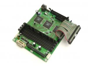 China NORITSU 3011 J390740-01 IMAGE PROCESSING PCB 256MB RAM 168P DIMM PC133 CARD on sale