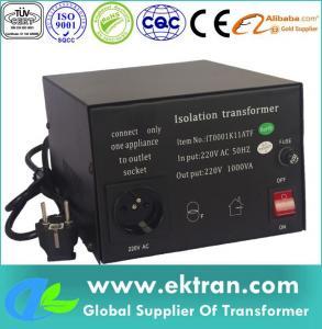 China Auto Isolation Transformer 1000VA on sale