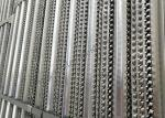 0.45mm Width Hy Rib Mesh 3m Length 0.4mm Thickness for Tunnels Bridges