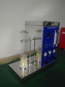 China Limiting Oxygen Index Test Apparatus , Digital OI Oxygen Index Testing Machine on sale