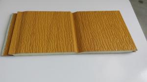 Polyurethane PU foam panel exterior decorative siding faux brick ...