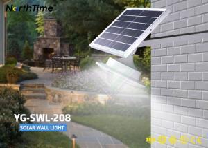 China Outdoor Waterproof 30 Watt Solar LED Garden Lights With LiFePO4 battery 3.2V 19.5AH on sale