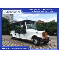 Multi Passenger Vintage Electric Car , Classic Golf Carts 5050×1490×2015mm