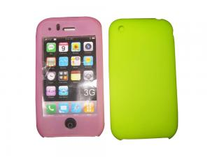 China Non-Stick Dust Silicone Mobile Phone Cover For Iphone, Multi Colored Silicone Phone Cases on sale