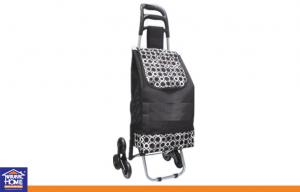 China 600D Oxford Cloth High Capacity Foldable Shopping Cart Trolley Bag For Shopping on sale