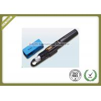 China SC FC Embedded Type UPC Fiber Optic Adapter Fast Connector Single Mode on sale