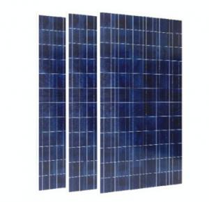 China Weatherproof Poly PV Module High Efficiency Black Frame Boost Bearing Capability on sale
