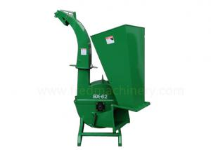 China Farm Household Wood Chipper , Industrial Wood Chippers And Shredders on sale