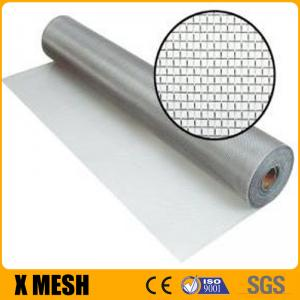 China 14X14meshx0.38mm Alloy Window Screen Aluminum Insect Screen for window and doors on sale