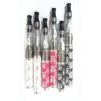 Pink 800 Puff Electronic Cigarette CE4 EGo Starter Kit / E Cig Clearomizer Atomizer Tanks