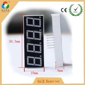 China Annual Promotion! high quality 0.56-inch four 4 digit 7 segment led display with different colors on sale