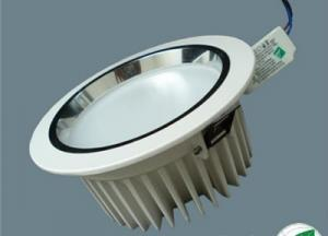 China 30W Dimmable LED Downlight COB led big watt led down light high brightness on sale
