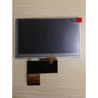 100% New and Original Innolux TFT Lcd module AT043TN24 V.7 with touch screen in stock for automotive display