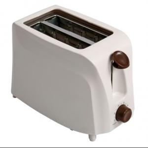 China PP Housing Pop Up Toaster , 2 Slice Toaster With Adjustable Browning Knob on sale