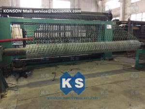 China High Efficiency Hexagonal Wire Netting Machine Automatic Spring Coiling Machine on sale