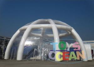 China Big Exhibition Inflatable Tents on sale