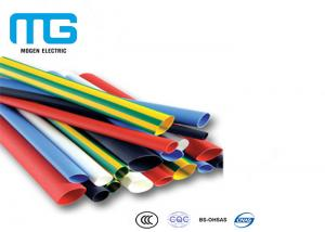 China High Flame Retaration Non-Halogen Heat Shrink Tubing With CE , ROHS Certification on sale