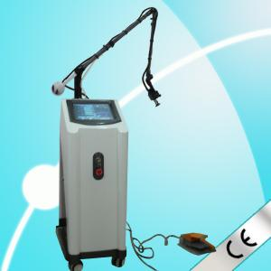 China 40W CO2 Fractional Laser Machine 10600nm For Stretch Marks Removal on sale