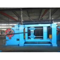 China 80*100 Full  Automatic Hexagonal Wire Mesh Machine /Gabion Box Machine on sale
