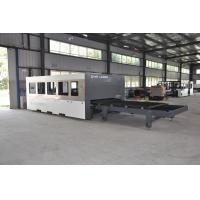 High Reliability CNC Laser Cutting Machine For Stainless Steel Sheet Metal