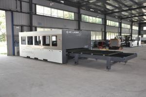 China High Reliability CNC Laser Cutting Machine For Stainless Steel Sheet Metal on sale