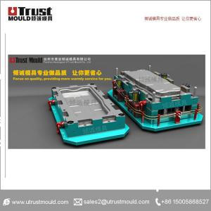 China SMC  compression Automotive mould  for new energy car LFT automobile Mould maker, battery cover mould on sale