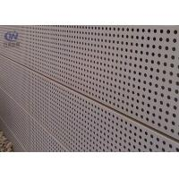 China Construction Application Stainless Steel Perforated Metal Sheet on sale