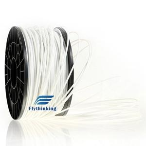 China Stability No Bubble Abs 3d Printer Filament / Abs Printer Filament 1.75mm on sale