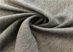 Herringbone Two - Tone Look Breathable Outdoor Fabric For Skiing Wear And Garments