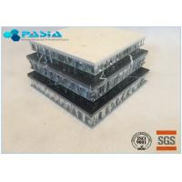 China Basalt Stone Aluminium Honeycomb Panel With Edge Sealed For Indoor Decoration on sale