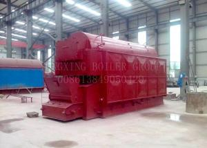 China Heat Resistance Wood Chip Biomass Boiler 0.5-6 T Wood Burning Steam Boiler on sale