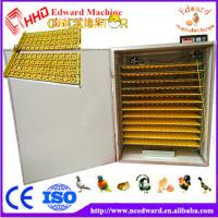 Supply different type chicken hatching incubators automatic industrial egg incubator 1232 eggs incubator EW-1232