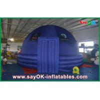 Outdoor 5M Inflatable Advertising Tent Planetarium Education Projective