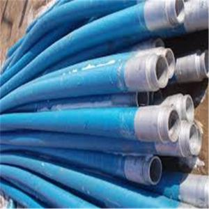 China 6 Inch High Pressure Wear Resistant Flexible Hose For Concrete Pump on sale