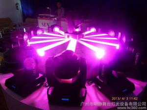 China 230w Sharpy 7R Beam Moving Head Stage Lights For Stage Decoration , Dmx512 Channel on sale