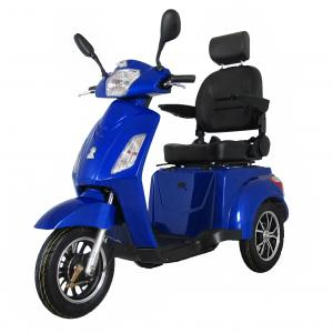 China Three Wheels Electric Tricycle for Elder with 60V20Ah Battery on sale