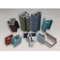 T4 T5 T6 Aluminium Structural Profiles Powder Coated Aluminum Anti Rust