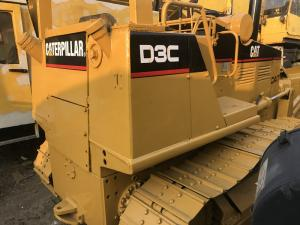 Japan Made Used CAT Bulldozer D3C CAT 3046 6 Cylinders Engine With 1