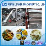 industrial fruit and vegetable drying machine superior food machinery