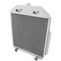 China ALUMINUM RADIATOR fit Chevy/GMC pickup/truck W/Small Block V8 37-1938 MT 62MM (Fits: Chevrolet) on sale