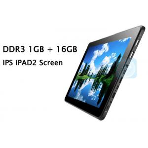 China 9.7  Cortex A8 IPS Google Android 4.0 Tablets PC With G-sensor HDMI 10, 512MB DDR3 on sale