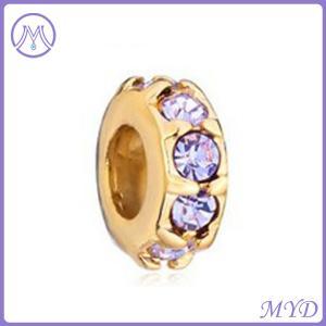 China European crystal bracelet charms on sale