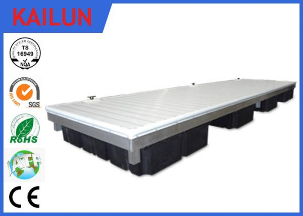 Architectural Aluminum Extrusions Decking Boards Waterproof